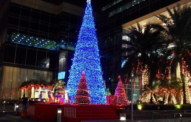 Kerst in Bangkok: waar moet je zijn?