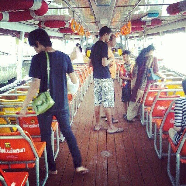 boot in bangkok