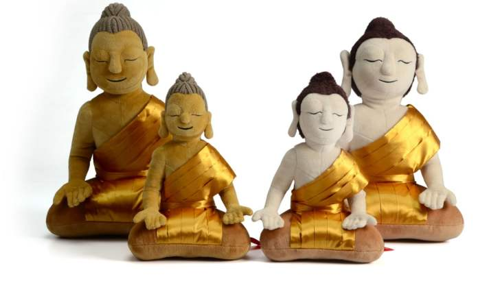 Interview met bedenker My First Buddha