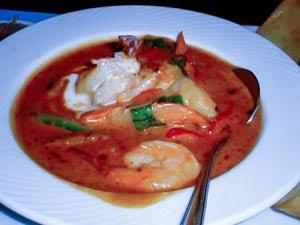 Recept voor een heerlijke Thaise panang curry