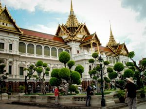 Top-10 bezienswaardigheden van Bangkok