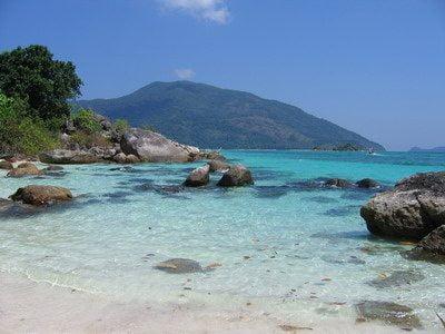 Koh Lipe: meest zuidelijke eiland van Thailand