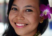 Thaise mensen, aardige mensen
