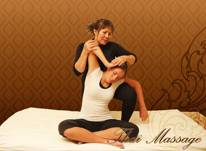 Thaise massage is synoniem voor seks