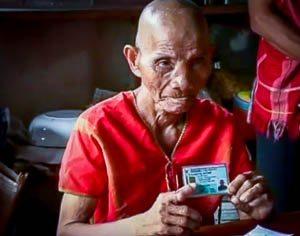 Thai de oudste mens