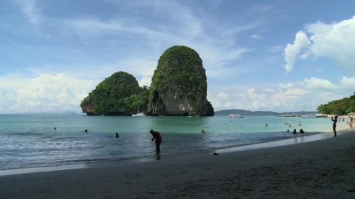 Around Krabi (video)