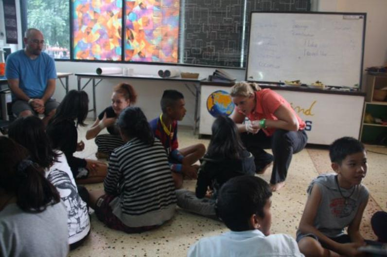 vrijwilligerswerk doen in Nong Khai
