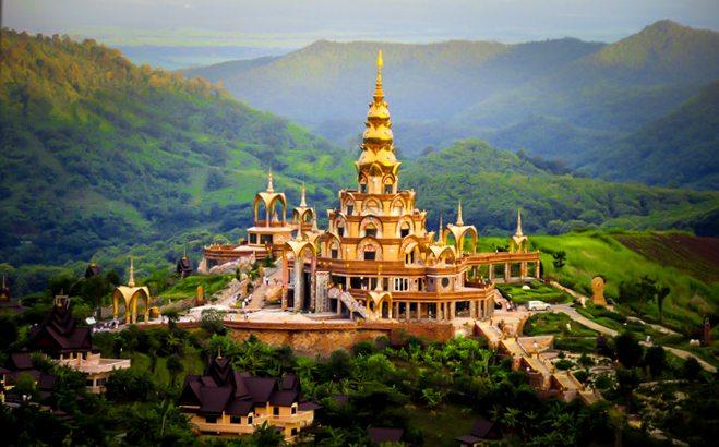 Wat Pha Sorn Kaew in Phetchabun