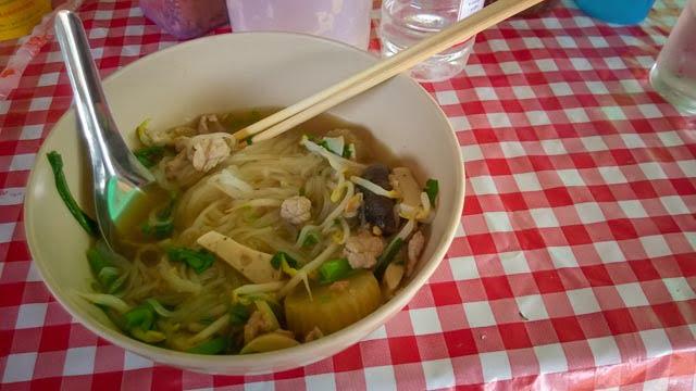 Thaise wegrestaurantjes
