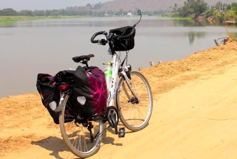 Op de fiets van Chiang Mai naar Ayutthaya