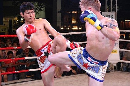 MBK Fight Night: gratis Muay Thai in Bangkok