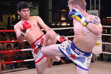 MBK Fight Night: gratis Muay Thai in Bangkok