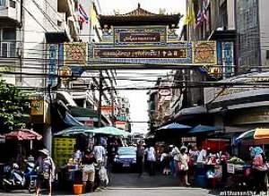 Winkelen in Bangkok
