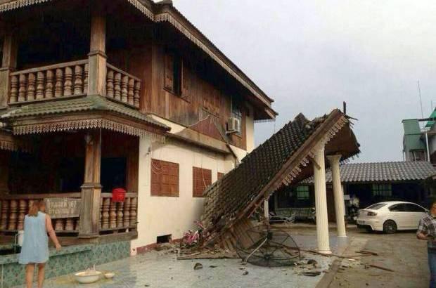 Aardbeving is een wake-up call voor Thailand