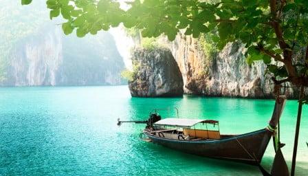 Een maand in Thailand (video)