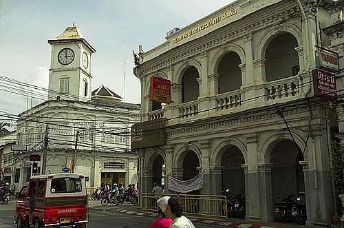 Phuket Town: onbekend maakt onbemind?