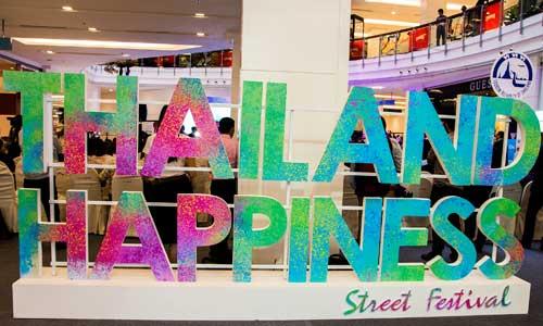 Thailand Happiness Street Festival