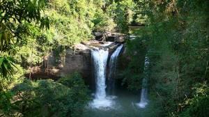 Top-10 nationale parken in Thailand