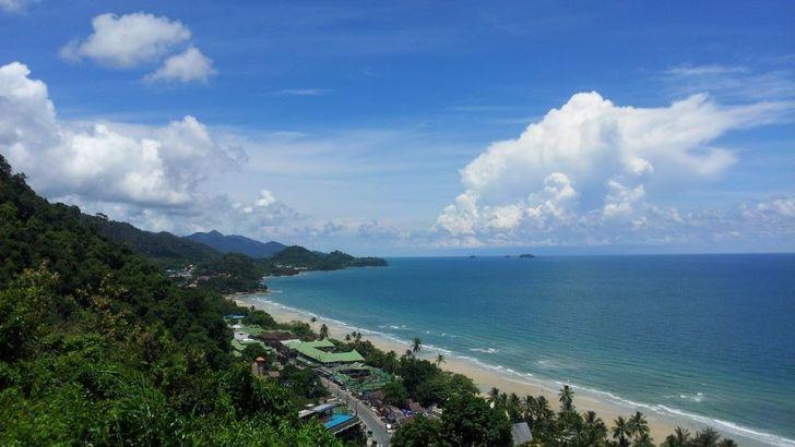 Het eiland Koh Chang (video)