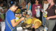 Top 10 straatgerechten in Thailand