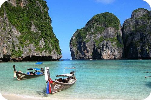 Het zuiden van Thailand (video)