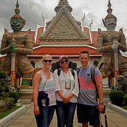 Voordelen van een privégids in Bangkok