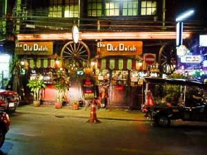 Nederlandse restaurants in Bangkok