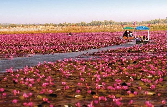 De vijf mooiste meren van Thailand