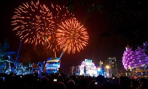 Oud en Nieuw vieren in Thailand: waar moet je zijn?