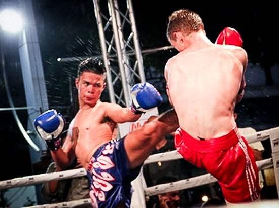 Gratis Muay Thai kijken in Bangkok