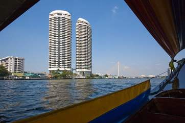 Chao Phraya River Tour