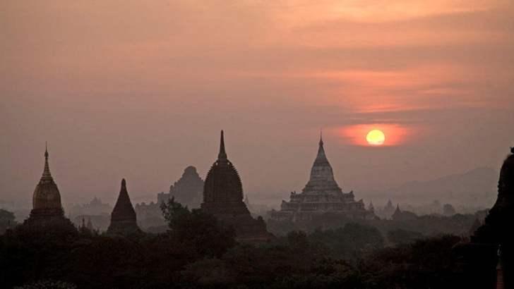 De indrukwekkende zonsondergangen van Thailand