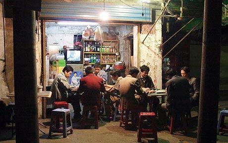 De Gok cultuur van Thailand