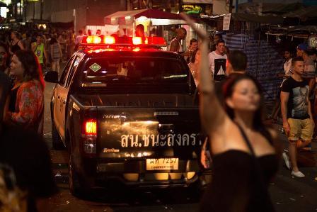nachtleven in bangkok