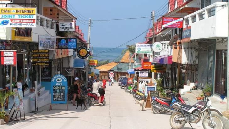 Niet lachen: Koh Tao beste eiland in Azië