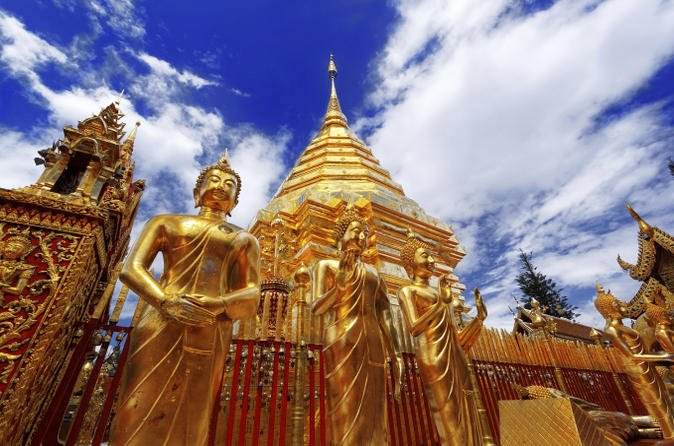 Lampang en Chiang Mai