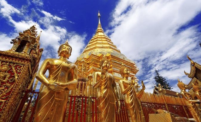Lampang en Chiang Mai (Video)