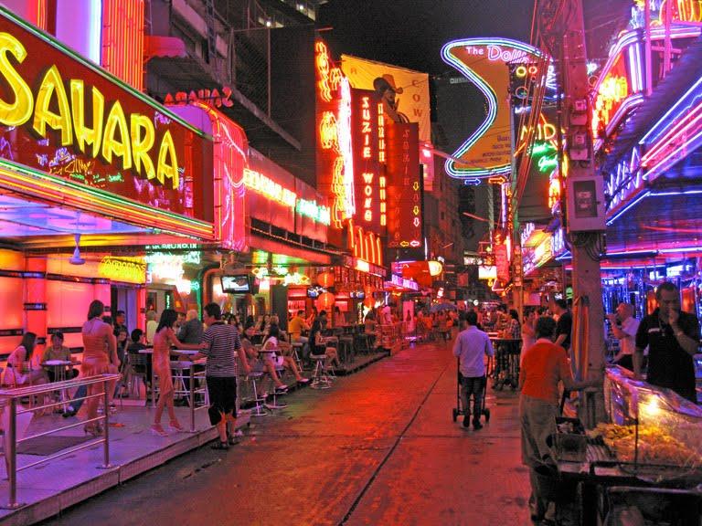 Prostitutie in Thailand