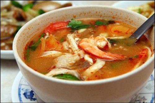 Thaise gerechten die je gegeten moet hebben!