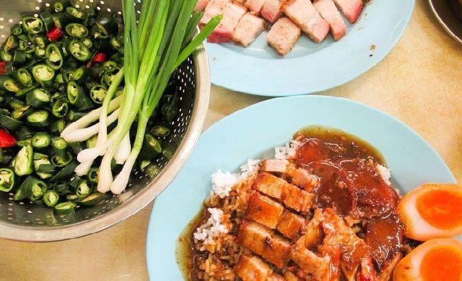 Street Food App voor Bangkok