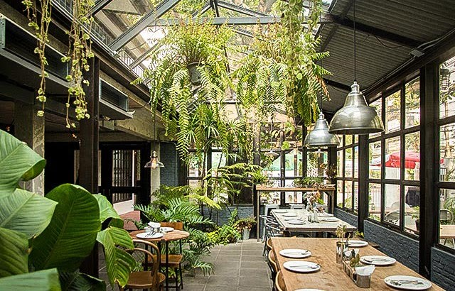 Twintig prachtige restaurants in Bangkok
