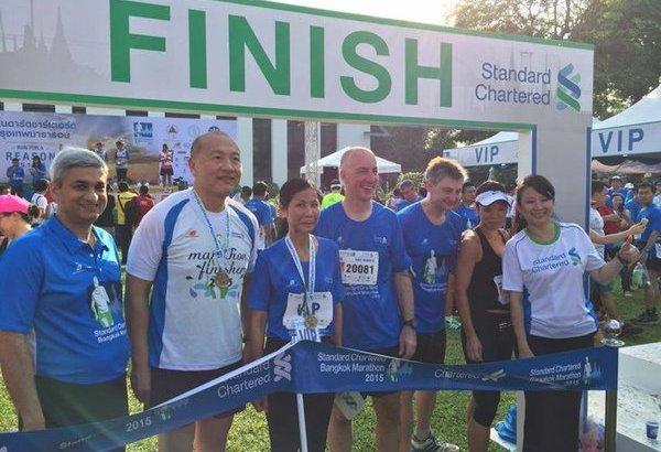 Extra genieten van de Bangkok halve marathon?