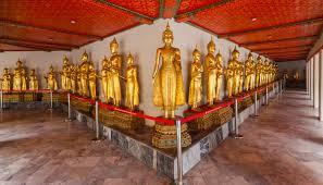 Thaise traditionele geneeskunde uit Wat Pho