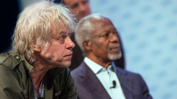 Annan, Geldof en Thurman komen naar Bangkok