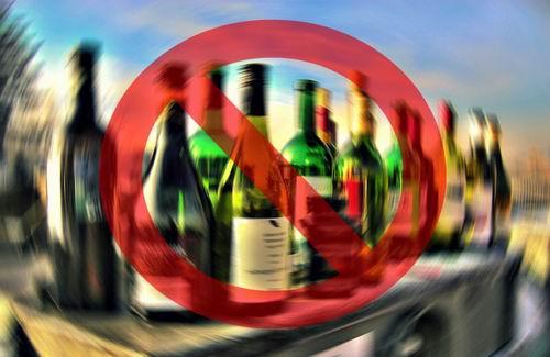 Geen alcohol op toeristische plekken in Thailand?