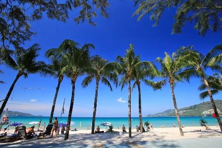 beste stranden van Phuket