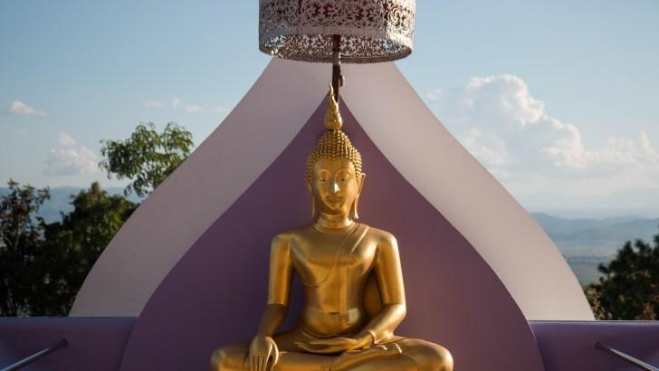 Wat Thaton in Noord-Thailand