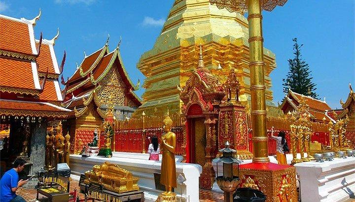 Chiang Mai in een paar minuten (video)