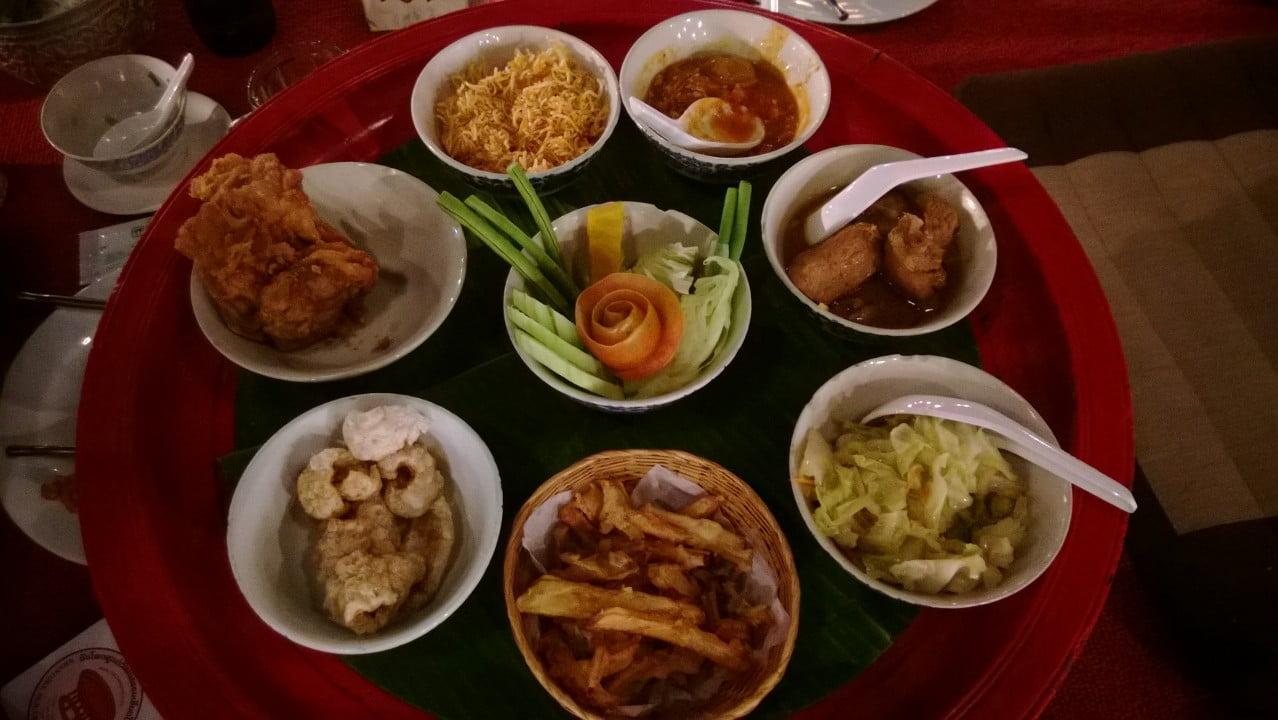 thaise eetgewoonten