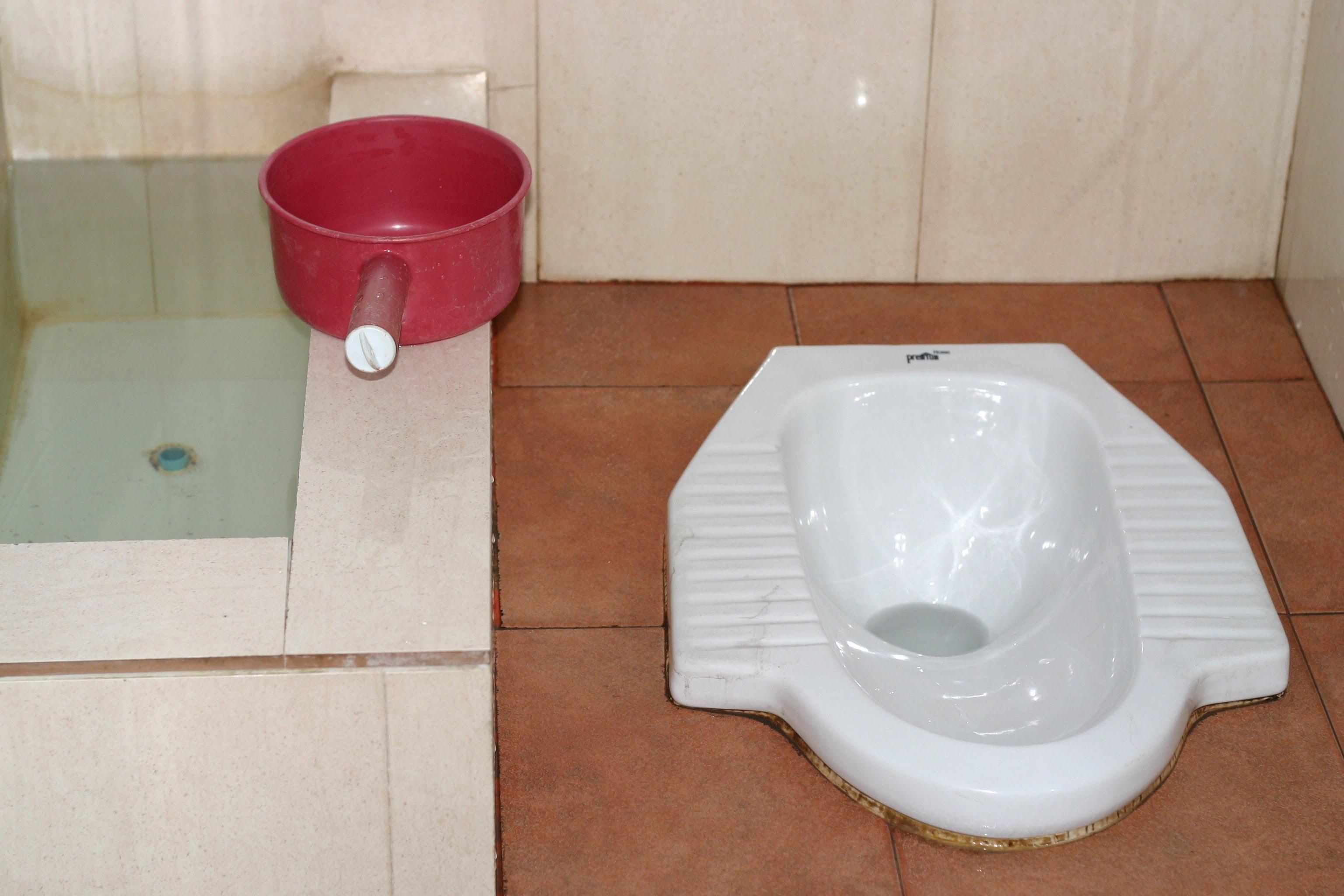 Thais Toilet